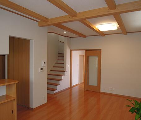 ☆高気密・高断熱で 冬暖かく、夏涼しい家