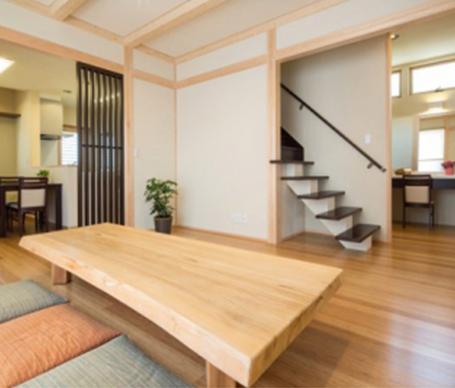 ☆柏崎市の平屋風住宅(内観編)|陽まわりの家 施工事例