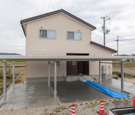 ☆時短家事を実現した機能的住宅!K様邸の施工事例