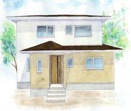 【シンフォニーハウス】柏崎市茨目3丁目にて完成見学会を行います