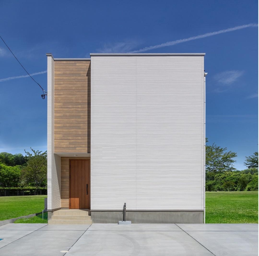新モデルハウス、フォルカーサキューブは長期優良住宅です