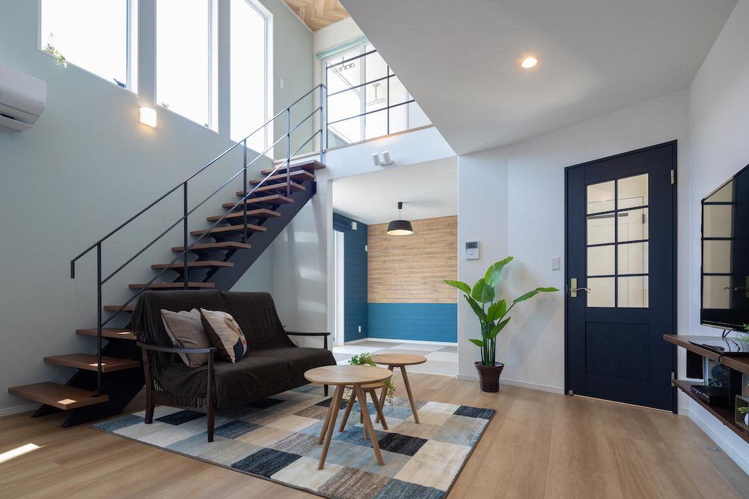 剣野町モデルハウス、吹き抜け&20畳リビングがもたらすメリット