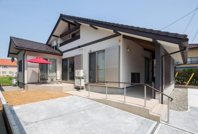 陽まわりの家モデルハウス